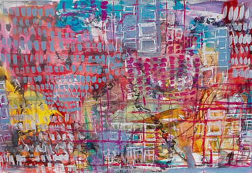 Abstract2 by Jenn Ashton