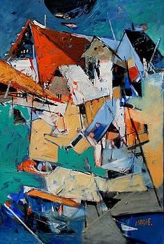 Abstract201 by Bhalachandra  Mandke