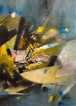 AbstractA45 by Bhalachandra  Mandke