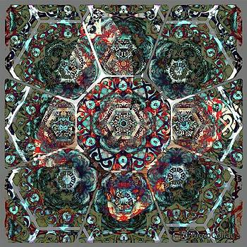#abstractart #psychedelicart by Michal Dunaj