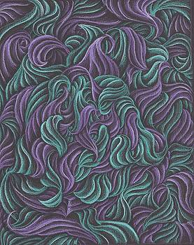 Karen Musick - Abstracted Swirls