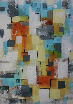 Abstraction-13 by Khromykh Natalia