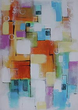 Abstraction-15 by Khromykh Natalia