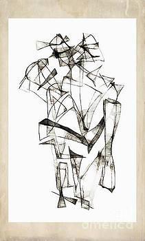 Marek Lutek - Abstraction 1955