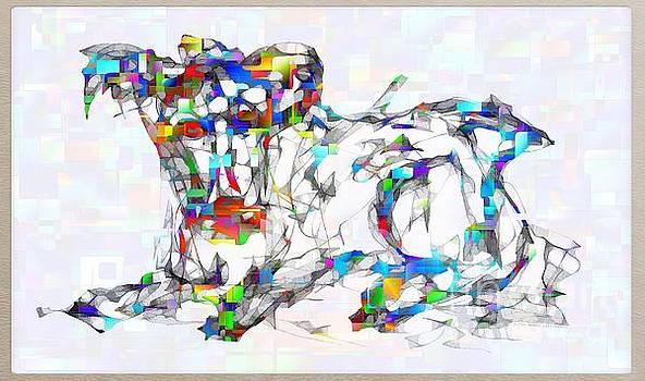 Marek Lutek - Abstraction 2124