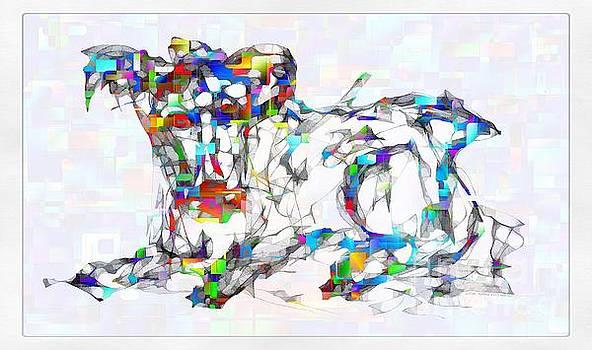 Marek Lutek - Abstraction 2125