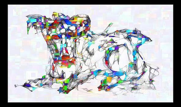 Marek Lutek - Abstraction 2126