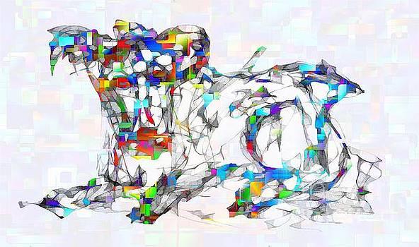 Marek Lutek - Abstraction 2127