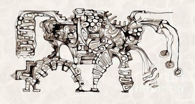 Marek Lutek - Abstraction 4140