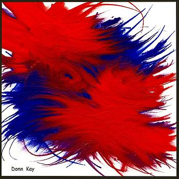 Abstraction by Donn Kay