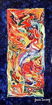 Abstracto by Maria Iurescia