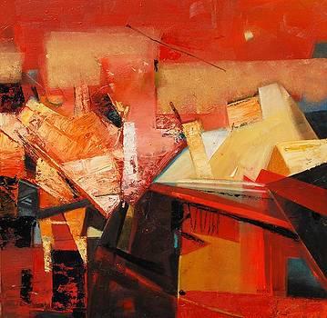 AbstractO14 by Bhalachandra  Mandke
