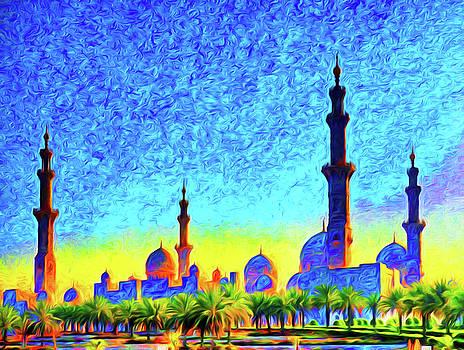 Dennis Cox - Abu Dhabi Grand Mosque