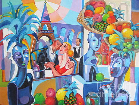 Abundance by Elena Yalcin