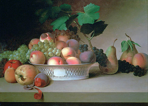 'abundance Of Fruit' Painting by Photos.com