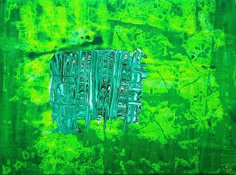 Abundance of Green by Sabine Steldinger