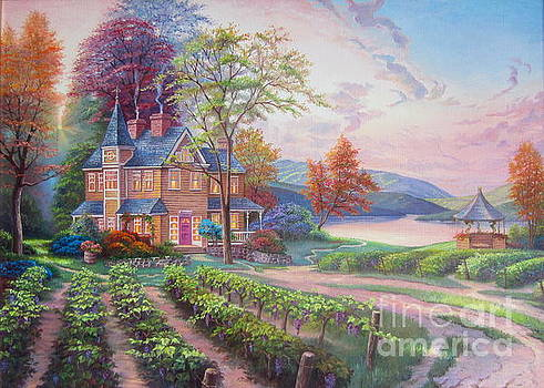Abundant Harvest by Elena Yalcin