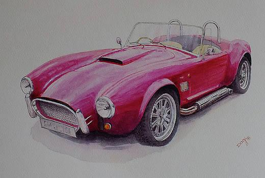 AC Cobra_Red by David Godbolt