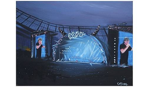 AC/DC Aviva by Cathal Gallagher