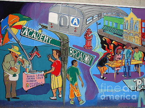 Academy and Broadway by Cole Thompson