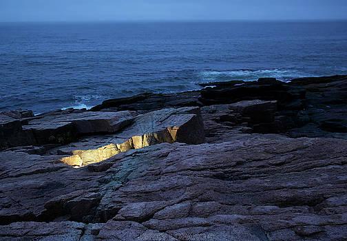 Acadia Nocturnes by Jerry LoFaro