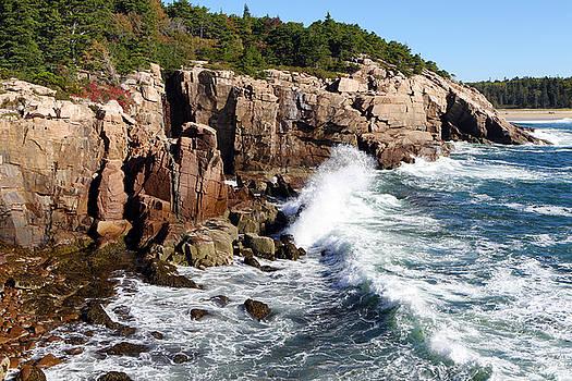 Acadia Storm by David Yunker