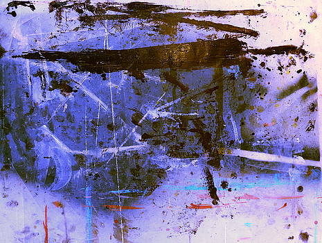 Accidental Abstract by M Diane Bonaparte