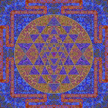 Acclaim Mandala by Julian Venter