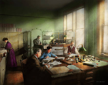 Mike Savad - Accountant - The- Bookkeeping dept 1902