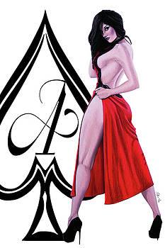 Ace Of Spades 2 by Joseph Ogle