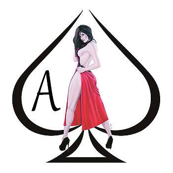 Ace Of Spades3 by Joseph Ogle