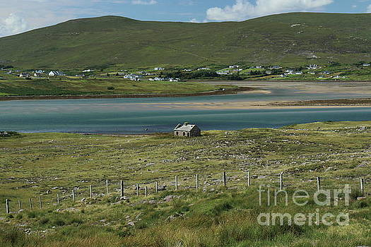 Achill island Summer days by Peter Skelton