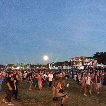 #acl #austin #texas #music #festival by Gin Young
