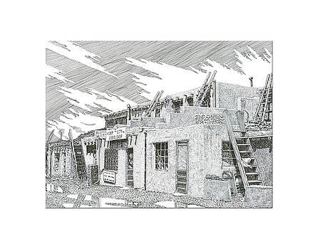Jack Pumphrey - ACOMA SKY CITY