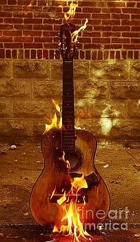 Acoustic Fire 5 by Patrick Rodio