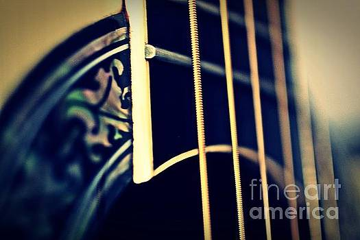 Acoustic Gold by Patrick Rodio