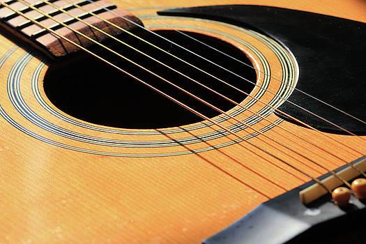 Angela Murdock - Acoustic Guitar