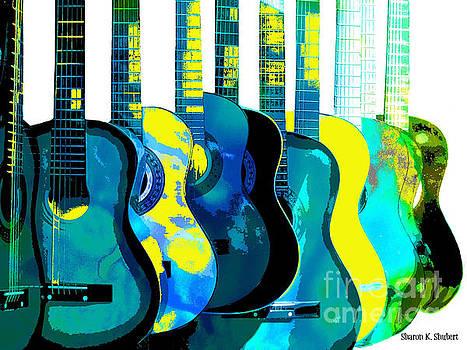 Acoustic Sounds by Sharon K Shubert