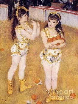 Renoir - Acrobats
