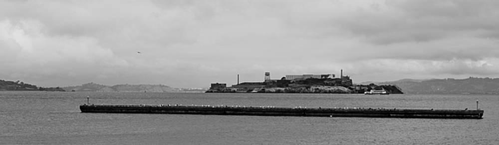 Across Alcatraz by Maj Seda