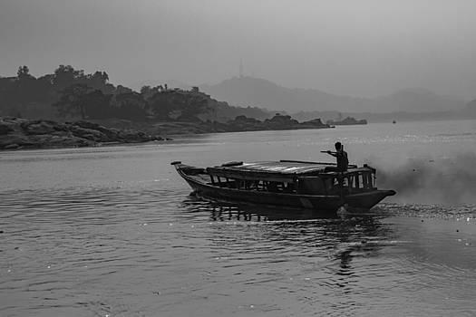Ramabhadran Thirupattur - Across Brahmaputra