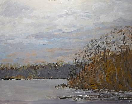 Across Cootes by Fred Urron