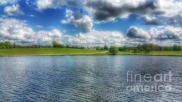 Across The Lake by Abbie Shores