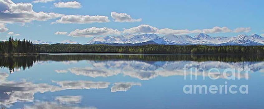 Across The Lake by Rick Monyahan