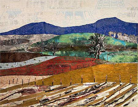 Across the Meadow by Martha Ressler