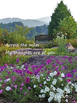 Sharon Williams Eng - Across the Miles