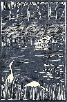 Across the Pond by Jennifer Harper