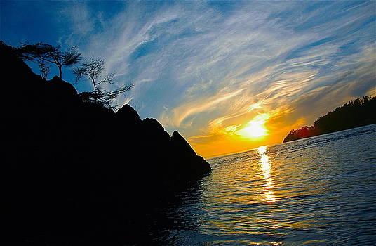 Across The Sunset by Mark Lemon