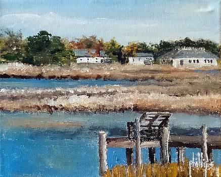 Across the White Oak by Jim Phillips