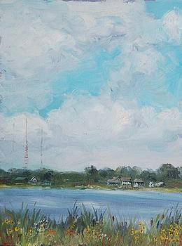 Across Winona by Mike Yazel
